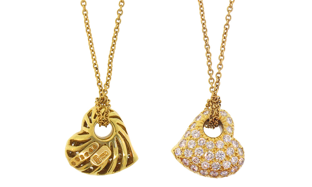 htm karat platinum gold diamond necklaces jewelry chains necklace collection