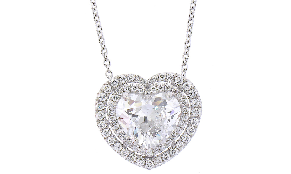 Diamond necklace collection platinum jewelry diamond necklaces diamond necklace aloadofball Gallery