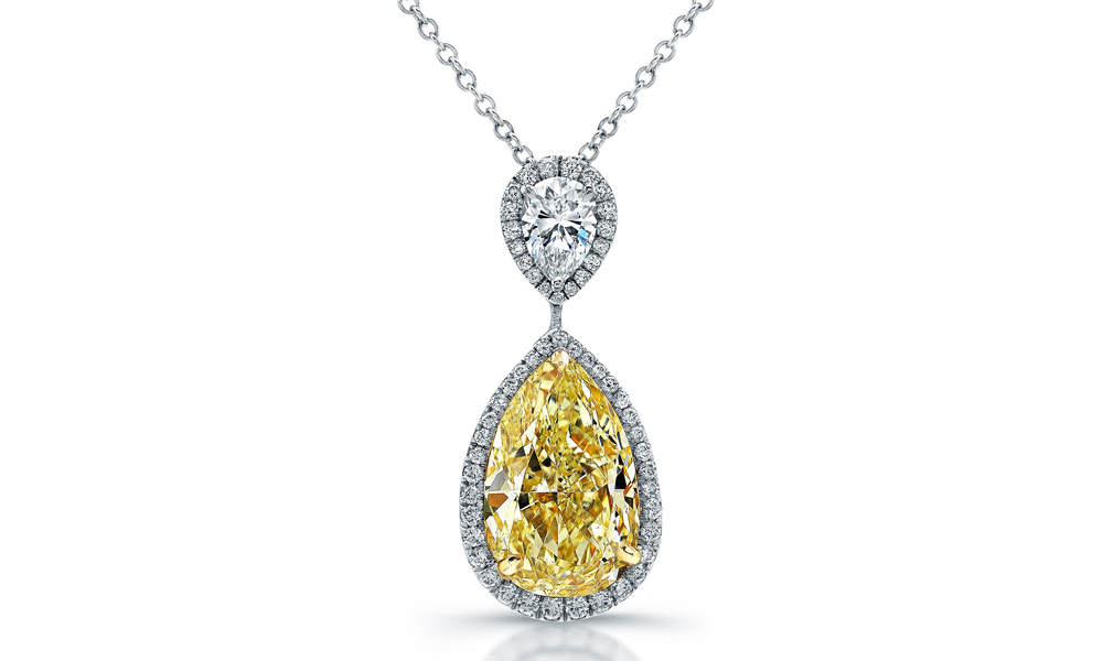 Diamond necklace collection platinum jewelry diamond necklaces diamond necklace aloadofball Image collections