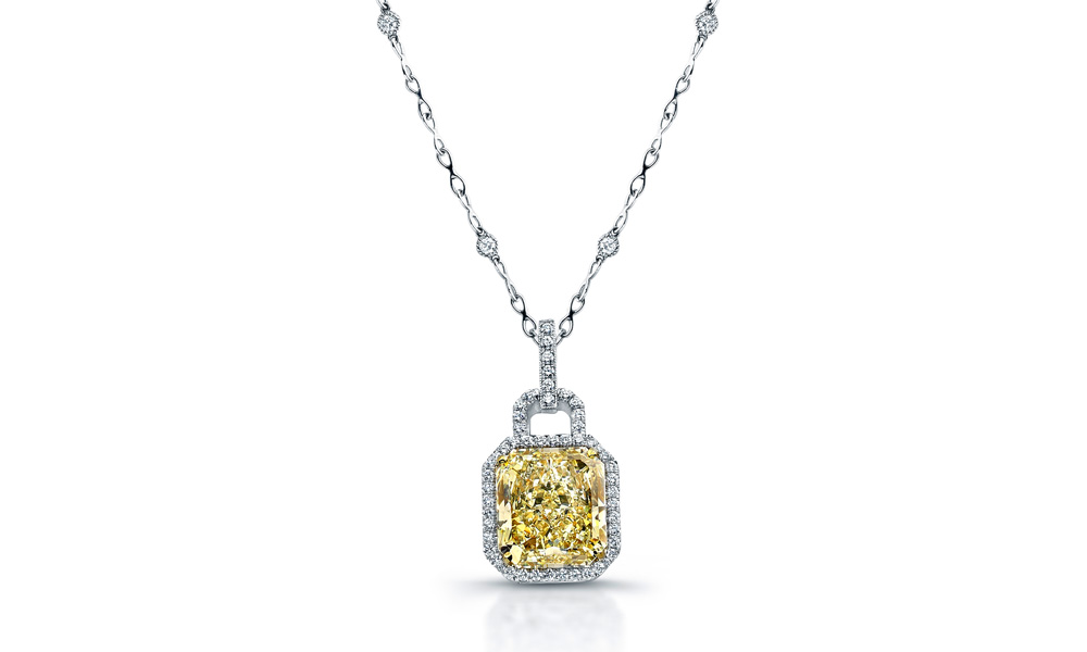 Diamond Necklace Collection - Platinum Jewelry, Diamond Necklaces ...