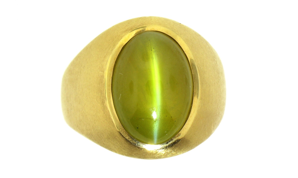 detail stone ring with chrysoberyl cat heliodor s and nyshowplace eye cats rings